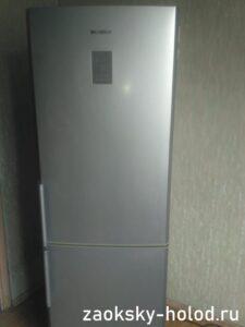 Передняя панель холодильника Samsung RL34EGMS