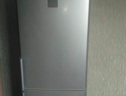 Мастер произвел ремонт модуля холодильника Samsung RL34EGMS на дому в Тульской области, КП «Романовские дачи»