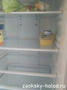 Холодильная камера холодильника Samsung RL34EGMS