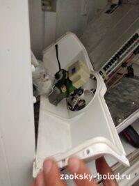 Холодильник Стинол 118L - ремонт мотора вентилятора системы