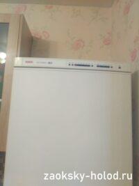 Ремонт холодильника Bosch duo sustem - лицевая панель