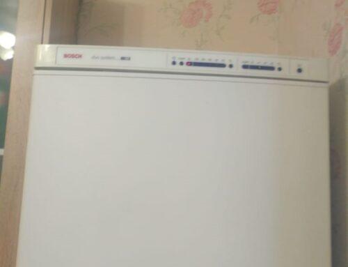 Ремонт холодильника Bosch в Заокском районе Тульской области, КП «Капитан-клаб»