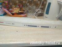 Ремонт холодильника Bosch duo sustem - снятие и диагностика модуля