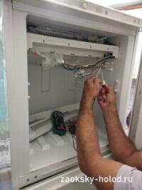 Ремонт холодильника стинол в Серпухове. Испаритель